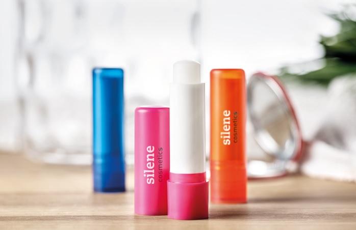 Lippenbalsem bedrukken goedkoop relatiegeschenken bestellen