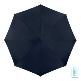 Golfparaplu GP-61 navy doek, paraplu goedkoop bedrukken