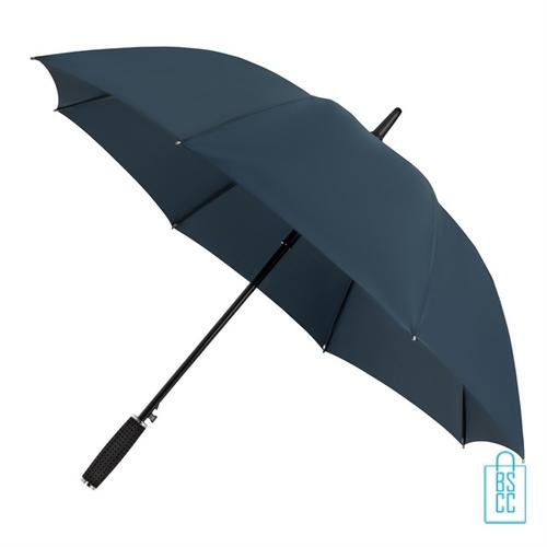 Golfparaplu GP-61 navy, paraplu goedkoop bedrukken