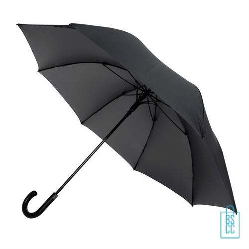 Golfparaplu GP-68 zwart, paraplu goedkoop