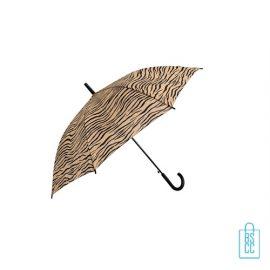 Paraplu bedrukken goedkoop GA-309 ASS dierenprint tijger