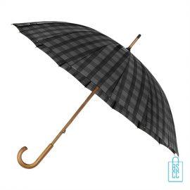 Paraplu GR-441-ASS goedkoop ruitjespatroon, paraplu goedkoop bedrukken
