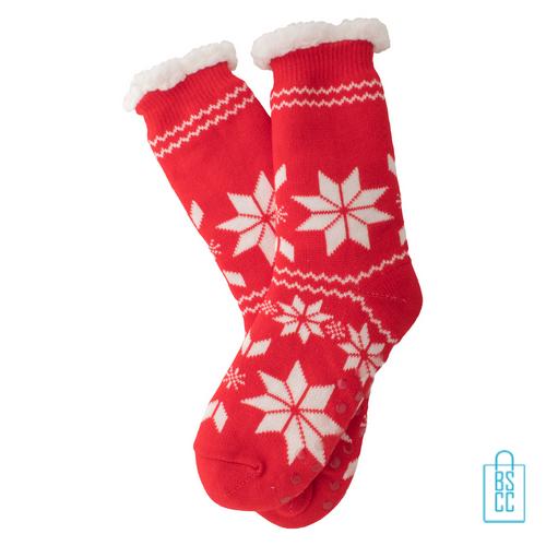 Antislip sokken kerst goedkoop, goedkope kerst promo