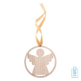 Duurzaam kerst ornament engel
