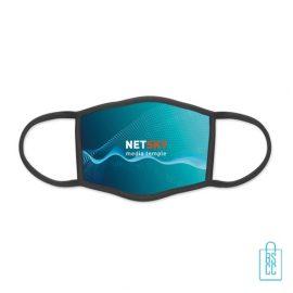 Mondkapje herbruikbaar polyester L-XL bedrukken, gezichtsmaskers goedkoop
