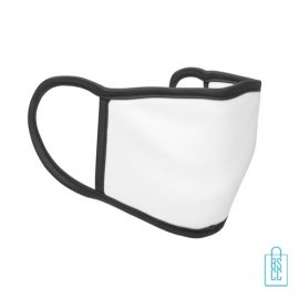 Mondkapje herbruikbaar polyester L-XL bedrukken promo, gezichtsmaskers goedkoop