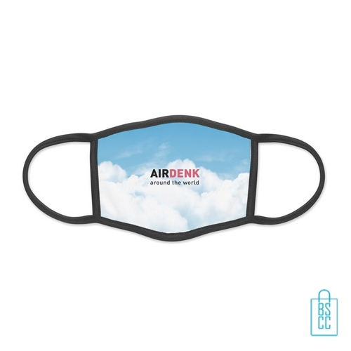 Mondkapje herbruikbaar polyester S-M bedrukte, gezichtsmaskers goedkoop