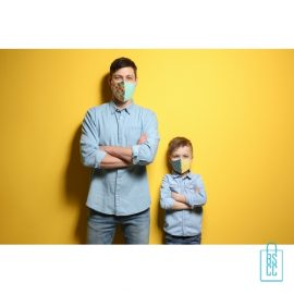 Mondkapje kinderen op maat bedrukken voorbeeld, mondkapjes goedkoop