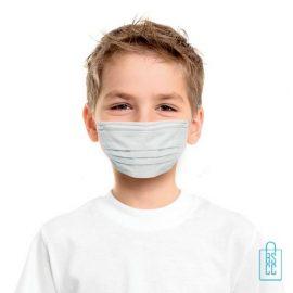 Mondkapjes kinderen niet medisch wit kindermondkapjes, gezichtsmaskers goedkoop